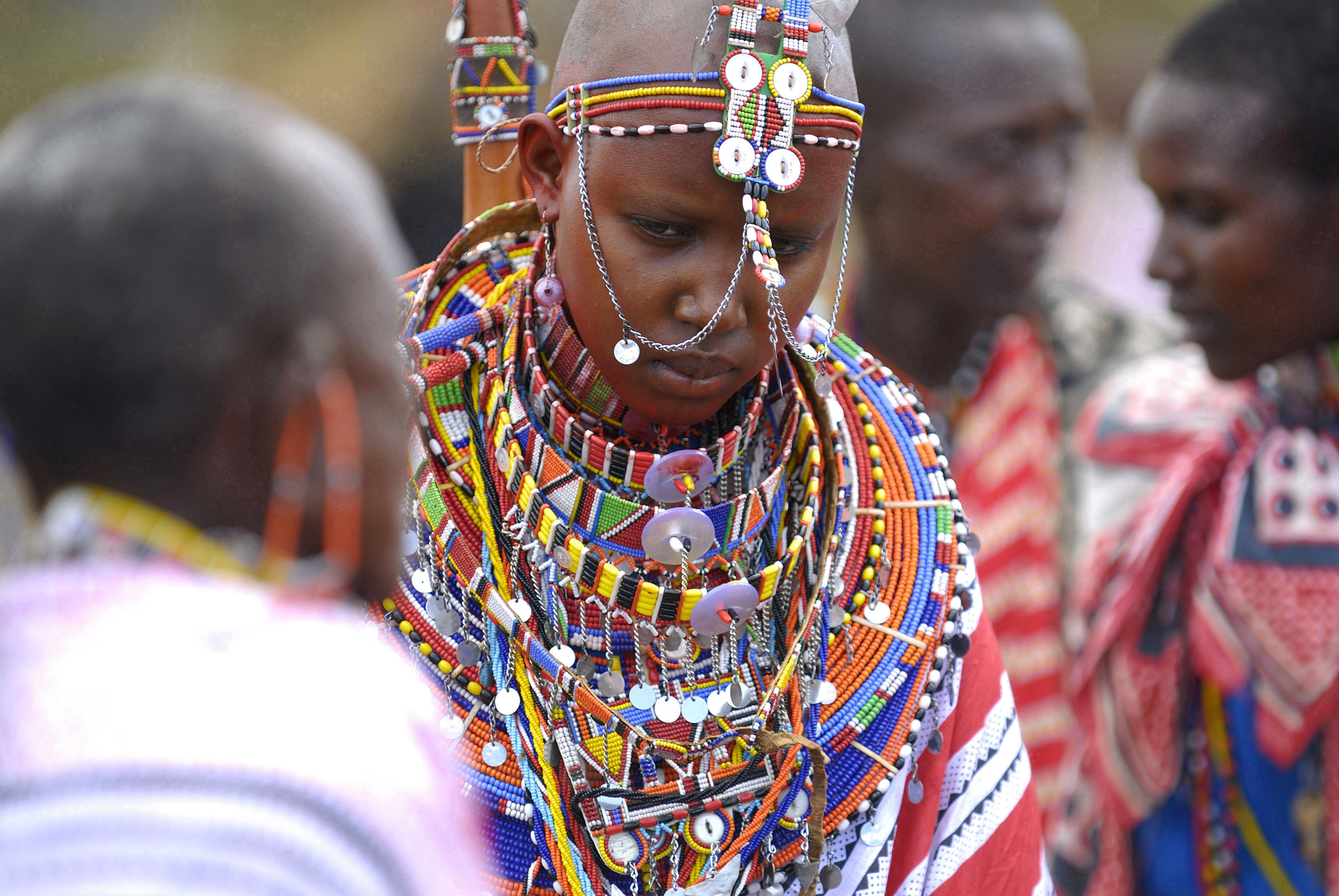maasai-bride-baiera-wears-traditional-bead-necklaces-during-her-wedding-in-olepolos-village